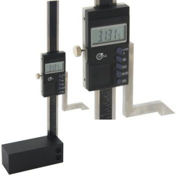 iGaging Height Gauge with Magnetic Base ( mini MAG ) – 150mm/6″
