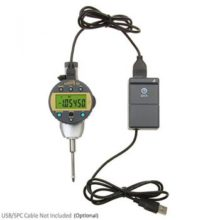 iGaging Absolute Digital Indicator 0.5″/12.5mm – Resolution: 0.00005″/0.001mm (High Precision)