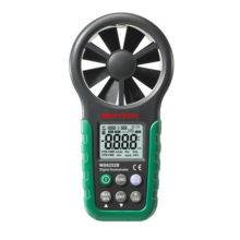 Mastech MS6252B Digital Anemometer