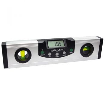 iGaging : Digital Laser Level Inclinometer Angle/Incline – sizes: 22/60/121cm