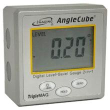 iGaging AngleCube : Digital Angle Gauge with Magnetic Base
