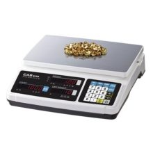 CAS PR-C – Counting & Weighing Scale – Range: 3~30 kg