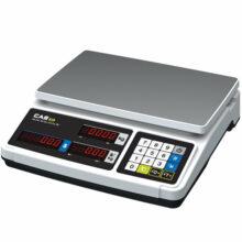 CAS, PR – Retail, Price Computing Scale – 30 kg / 5-10g
