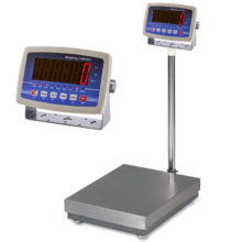 SENS™ i53 (7553) series- Platform Bench Scale – XL Display
