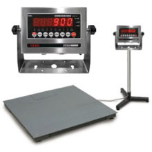 SENS™ i10 (7510) series- Platform Floor Scale – 1~10 ton – Customizable