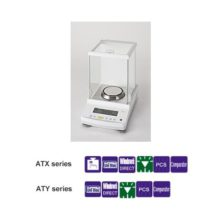 SHIMADZU ATY Series Analytical Balances – 220g / 0.1mg