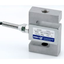 H3F nickel plated alloy steel S-type load cell (100kg-5t)