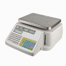 Sigma, TMA 2012 – Bench Type – 30 kg / 10g – Retail, Price Computing & Label Printing Scale