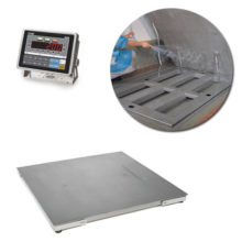 CAS™ CI200SC – Wash-down Floor Scale
