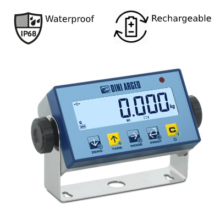 Dini Argeo, Waterproof Weighing Indicator – DFWLB (IP68)