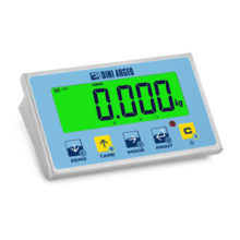 Dini Argeo, Waterproof Stainless Steel Digital Weight Indicator – DFWLID (IP68)