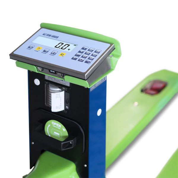 pallet truck weighing indicator