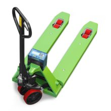"TPWNBT ""Battery"" pallet truck scale – Dini Argeo™"