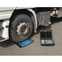 Dini Argeo, WWSD-RF ENTERPRISE – wireless portable truck scale (axle wheel)