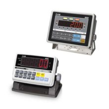 CAS, CI-200 series – normal & waterproof types, weighing indicator