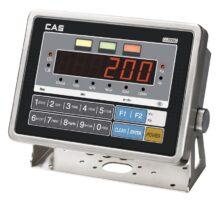 CAS, CI-200 series – normal & waterproof types, weighing indicator