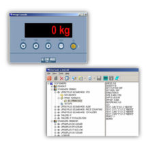 Dini Argeo, DGTP – panel weight controller-transmitter-indicator