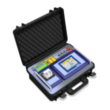 """3590ETKR """"TOUCH"""": Touch Screen Weight Indicator with Transport Case"""