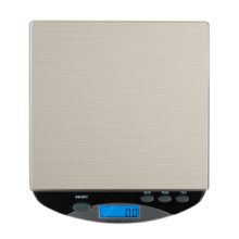 ACCT-500i Digital Scale – For kitchen, letter, and small office mail weighing