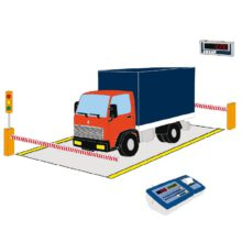 """Dini Argeo """"AF03"""": Software For 3590E/CPWE Weight Indicators for Weighbridges"""