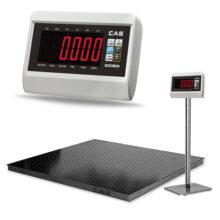 CAS DH, Heavy-Duty Industrial Platform Scale – Floor Scale