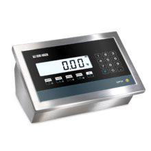 """Dini Argeo, 3590EGT-IECEX3GD """"TOUCH"""" : Touch Screen Indicator for Ex 2 & 22 Zones"""