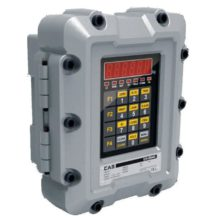 CAS EXI-200AD xplosion Proof Weight Indicator, for ATEX and Hazardous Areas