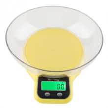 B21-LGW Digital Kitchen Scale – Home use, food weighing