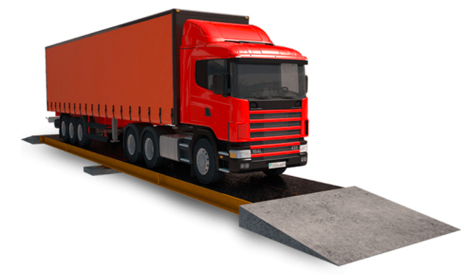 truck scale weighbridge