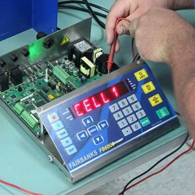 weighing scale repair
